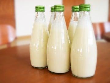 La leche fresca vuelve.
