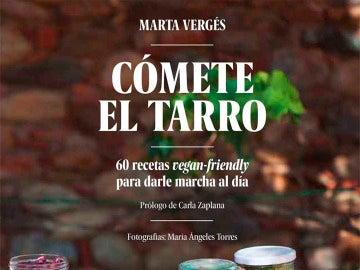 'Cómete el tarro', nuevo libro de recetas