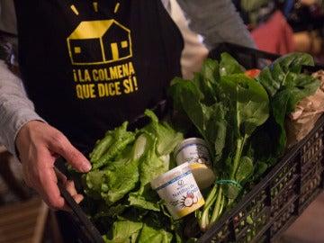 ¡La colmena que dice sí!, una iniciativa para acercar productos locales a los consumidores sin intermediarios