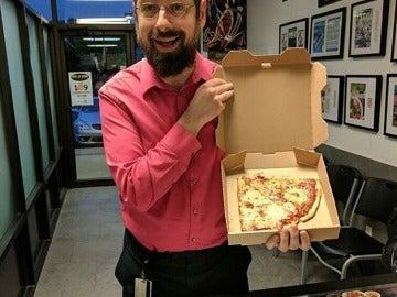 La pizza 109 quesos