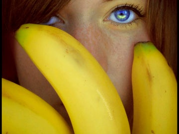 ¿Te imaginas comer solo a base de plátanos?