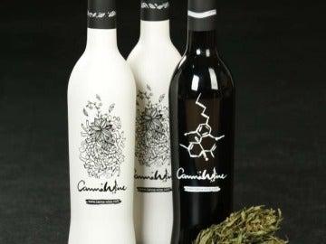 Cannawine, vino con cannabis