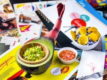 Colorín ochentero y comida rica en Las chicas, los chicos y los maniquís.