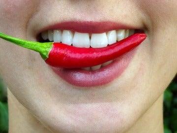 La comida picante te mantiene fresquito en verano