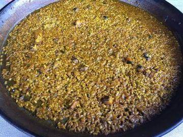 El arroz que llega tras el Bullit de peix