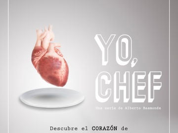 Cartel de 'Yo, chef'