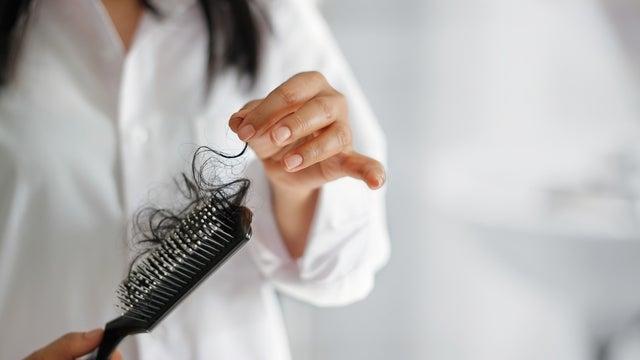 Cepillo con pelos