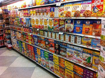 Hay cereales de desayuno que aún no se venden aquí.