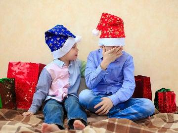 Empatía entre niños
