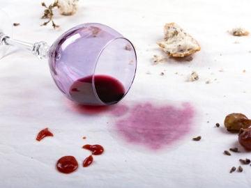 Mancha de vino
