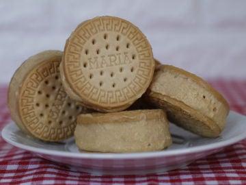 Helados galletas María sin gluten