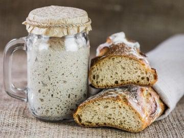 Masa madre para pan