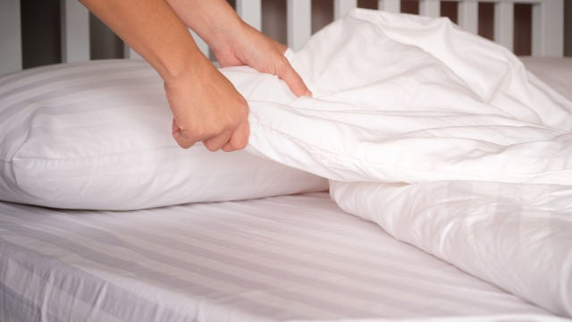 Cambiar sábanas