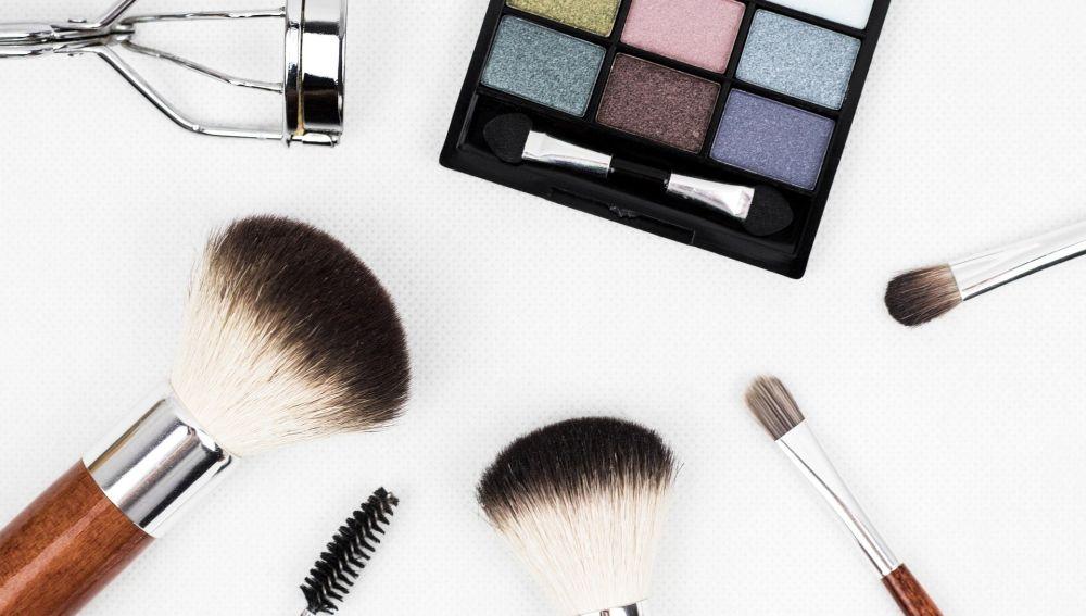 Utensilios maquillaje