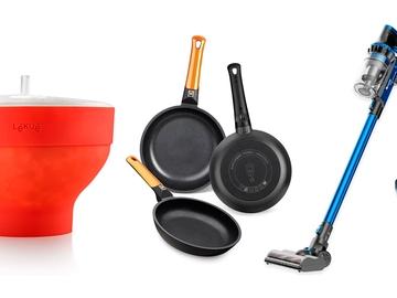 Ofertas en productos del hogar con hasta un 60% de descuento en Amazon