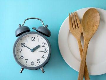 Controla el horario de comidas